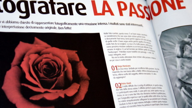 Fotografare la passione - Digital Camera Magazine