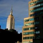 Scorcio di Manhattan