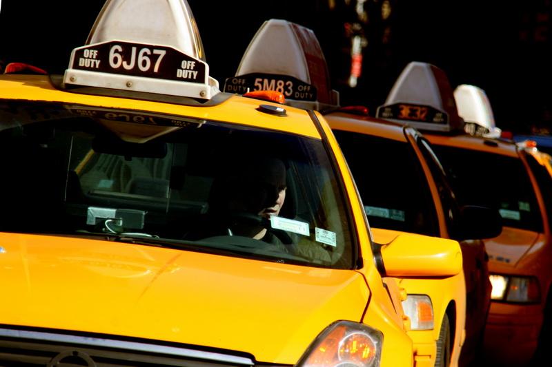 Taxi newyorkesi