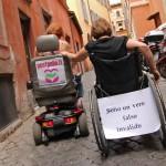 Manifestazione a Roma di Fish e Fand