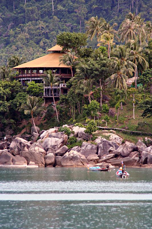 Ristorante del Panviman Resort Koh Phangan