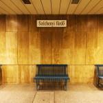fermata della metropolitana Széchenyi fürdő