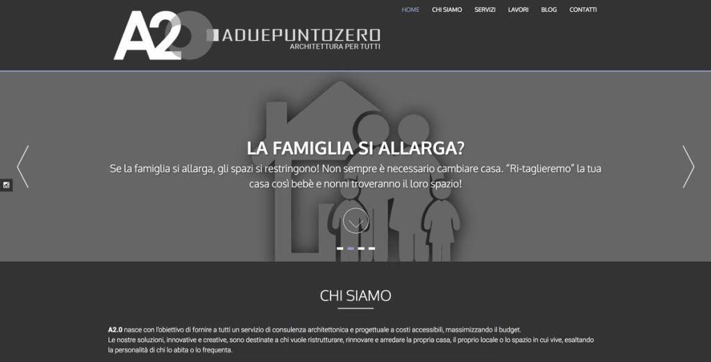 aduepuntozero_homepage