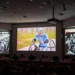 la presentazione del progetto presso la sala conferenze INAIL