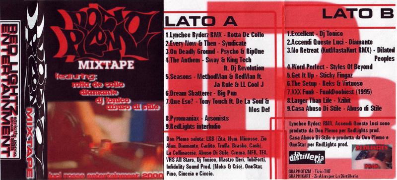 Don Plemo xxx Mixtape vol.1